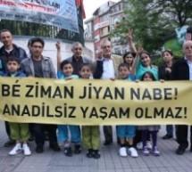 'Anadilde eğitim verilmezse Türkiye'yi terk edeceğim'