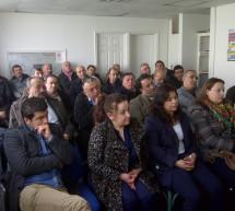 El-Com Köy Komisyonları Toplantısı Yapıldı