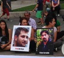 Londra'da Gezi Direnişi Tutsaklarıyla Dayanışma