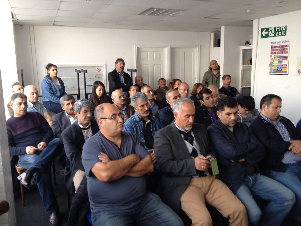 'Kimlik, Kültürel şok ve Kürt Alevi gençlere Yansımaları' Semineri Yapıldı