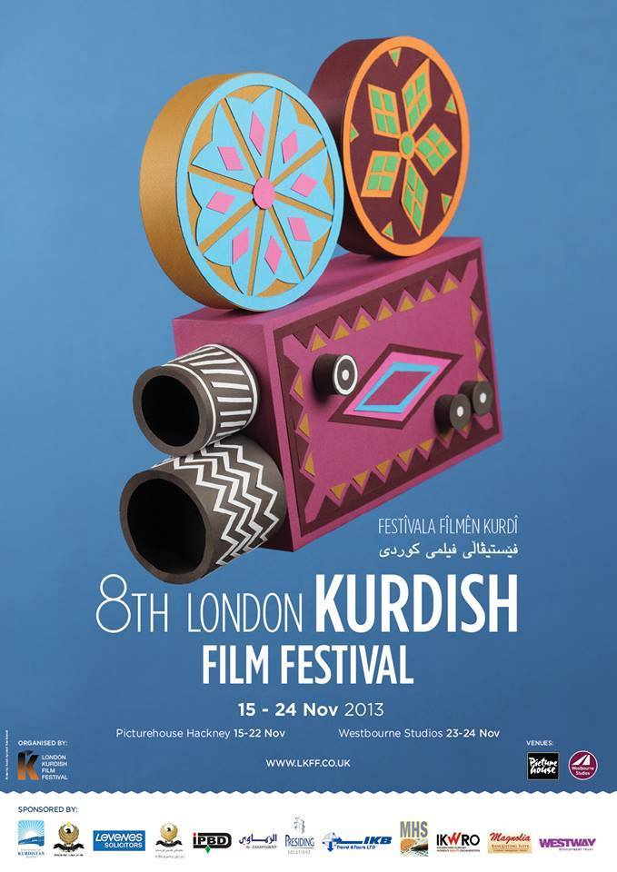8. Londra Kürt Film Festivali başlıyor