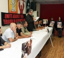 Demokratik Güçbirliği Ezidi Kürtler için 1 aylık yardım kampanyasının startını verdi